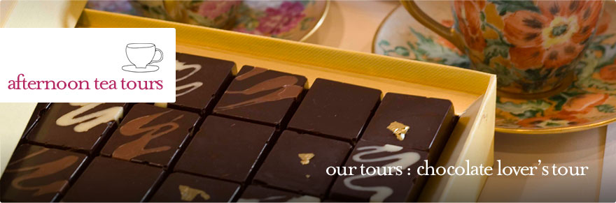 Afternoon Tea Tours - Chocolate Guided Tour