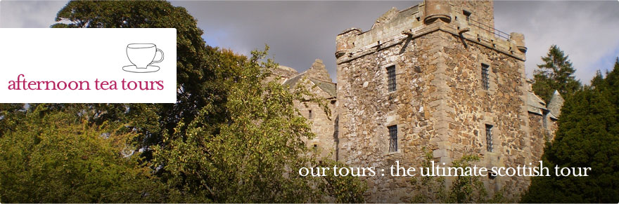 <empty>Afternoon Tea Tours - Private Scottish guided tour