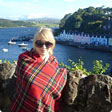 Sunny day in Portree, Isle of Skye