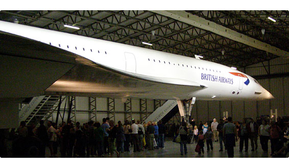 See Concorde on this Scottish Aviation History Tour