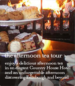 the afternoon tea tour