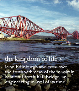 the kingdom of fife guided tour