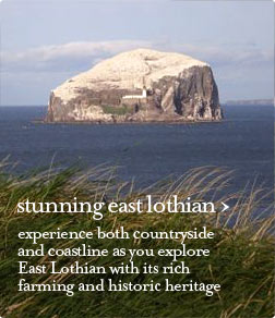 stunning east lothian guided tour